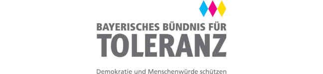 Logo des Bayerischen Bündnisses für Toleranz