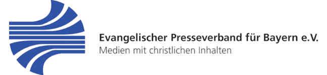 Logo des Evangelischen Presseverbandes für Bayern