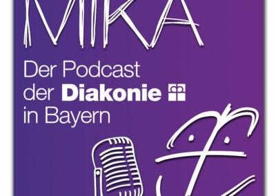 Der Podcast der Diakonie in Bayern