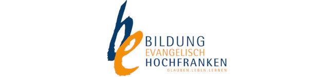 Logo von Bildung Evangelisch Hochfranken